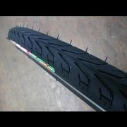 ビットリアランドナー/700×28C/ブラック リフレクティブ/ストリートピストスキッド