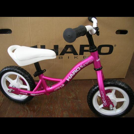 自転車の 自転車 マットカラー : HARO Z10 Run Bike(ハローZ10ラン ...